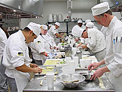 Culinary Arts university guides